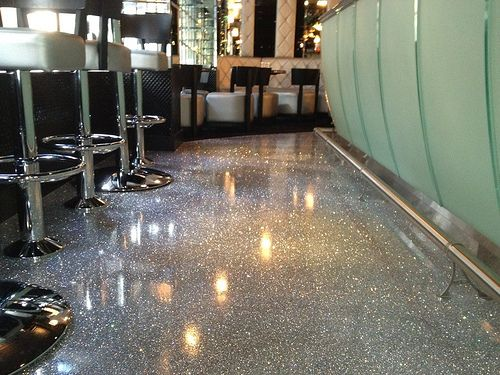 Sparkle Resin Floor Sparkle Floor Epoxy Floor Glitter Floor