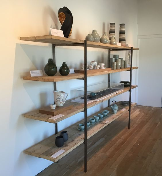 Shelving #ruthincraftcentre