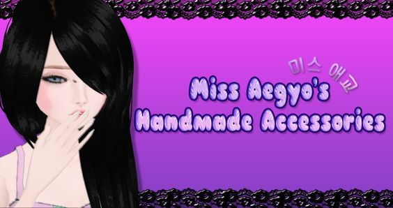 Check it out! New online shop! Handmade Accessories. Miss Aegyo~ Polymer clay charms.