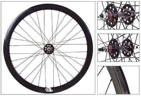 Origin8 700c Fixie Wheelset Iso Diameter 622 Black Nmsw Review