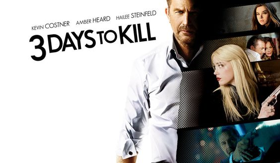 3 Days to Kill Review von @Nicoletta Porcu Steiger #threedaystokill #3daystokill