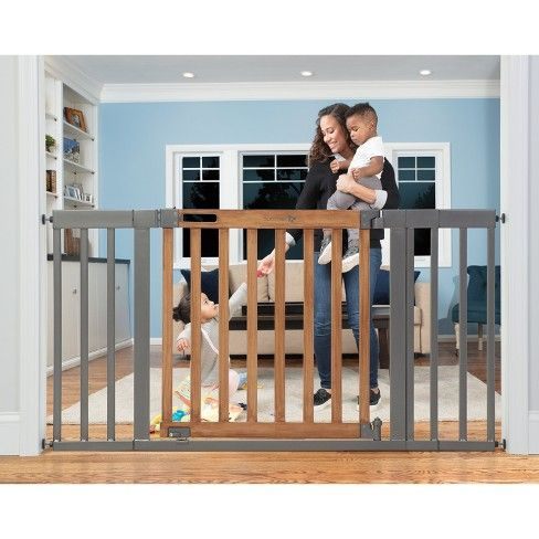 """Baby Dog Child Pet NEW! Wide Retractable Safety Gate White covers up to 72/"""""""