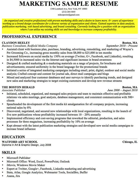 Looking to learn how to write a Career Objective that will catch - what to write in career objective in resume