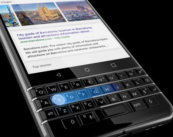 BlackBerry KEYone - Official Website