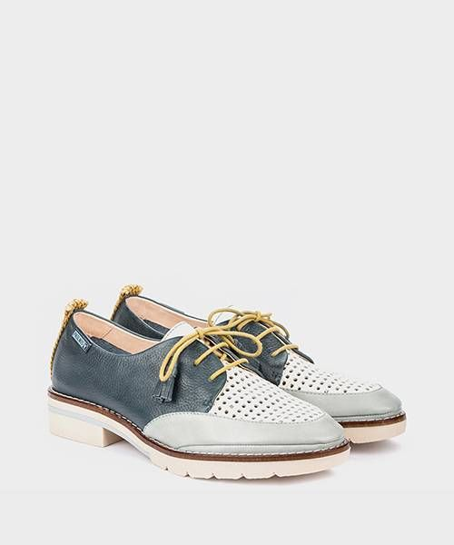 Outlet Women S Leather Shoes Pikolinos Online Store In 2020 Leather Shoes Woman Leather Shoes Pikolinos