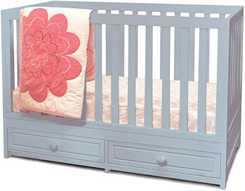 Amazing Offer On Athena Afg Marilyn 3 In 1 Convertible Crib Grey Online Nicetopnice In 2020 Convertible Crib Grey Convertible Crib Cribs