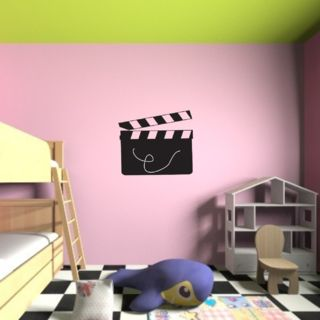 Sabías que tus hijos pueden escribir las paredes tranquilos? Siiii solo tenes que pegar uno de nuestros vinilos pizarra en la pared y listo :)  www.3pvinilos.com
