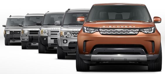 Land Rover Has Released These Two Teaser Images Of The Sixth