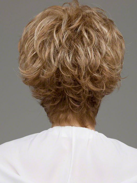 Micki by Envy: Color Dark-Blonde (3 tone blend of soft dark honey blonde with highlights)
