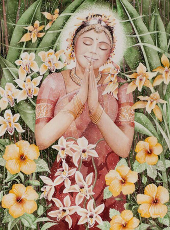 Namaste Welcome  meganneforbes.com