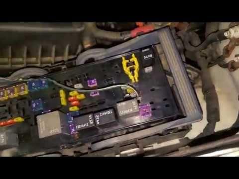 Dodge Journey Starter Fuses Starter Relay - YouTube in 2020   Dodge  journey, Dodge, JourneyPinterest
