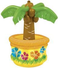Inflatabel Palm Tree Cooler