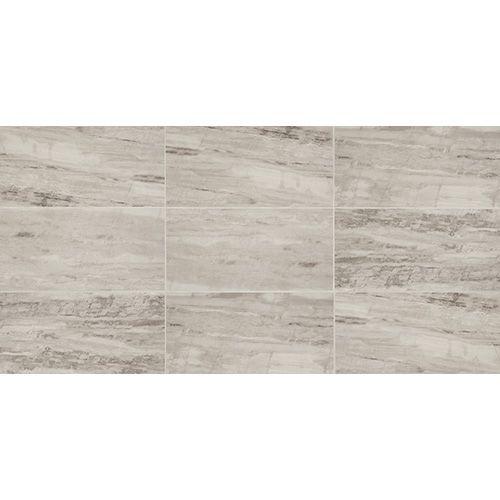 River Marble 6 X 24 Silver Springs Polished Tile Daltile Daltile Stone Look Tile Porcelain Flooring
