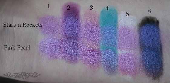 Zoffe's makeup: Quick tip: Duochrome eyeshadows
