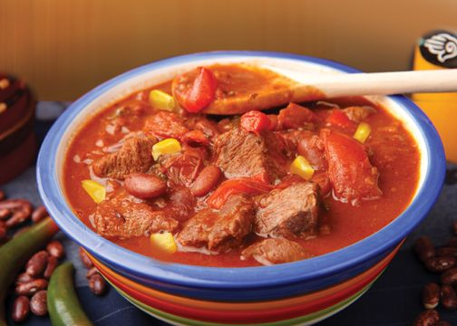 S Ws Fiesta Beef Stew Ingredients3 T. vegetable oil, 1 1/2 lbs