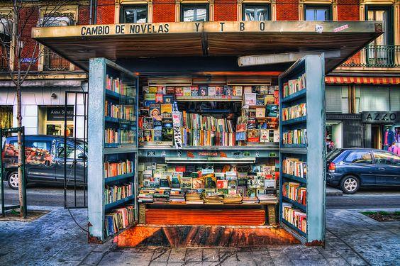 The Book Kiosk
