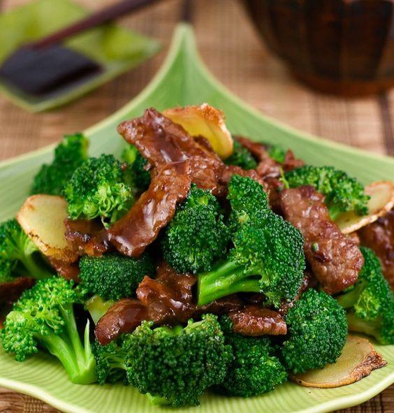 ground black pepper 1 pound broccoli, cut into bite-size florets ...