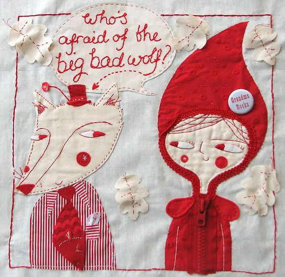 Lisa Stubbs  Who's Afraid of the Big Bad Wolf