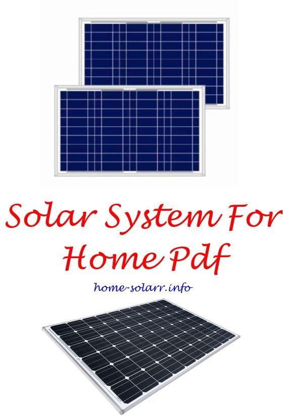 Add Solar Panels To House Solar Power House Solar House Plans Residential Solar Panels