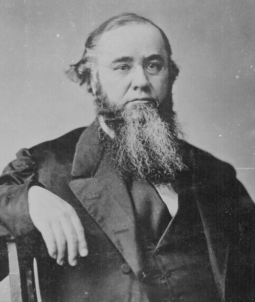 """Stanton Credits the Reaper After the end of The Civil War, Abraham Lincoln's Secretary of War Edwin Stanton credits the McCormick Reaper with the North's victory and keeping the nation intact. """"By taking the place of"""
