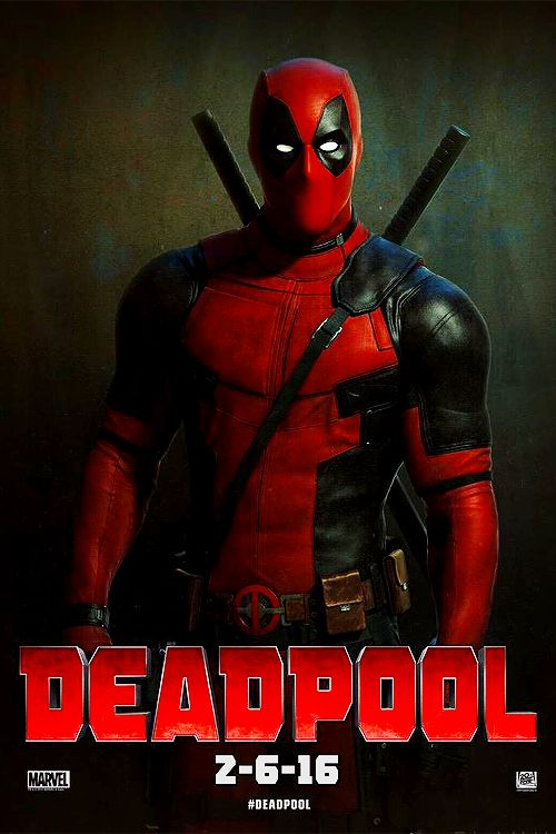Deadpool (2016) by Eric Valdes | Marvel | Pinterest ...