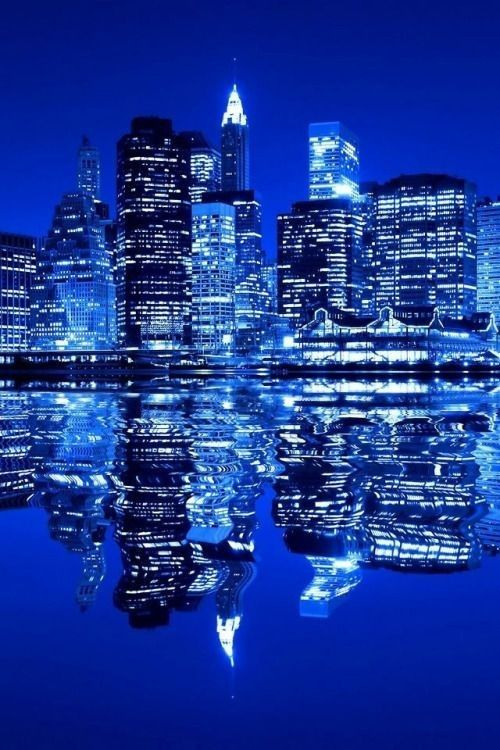 Dark Blue And White Aesthetic : white, aesthetic, LaDyPam🌻WiNdoWs, Breathtaking, Views, Aesthetic, Dark,, City,