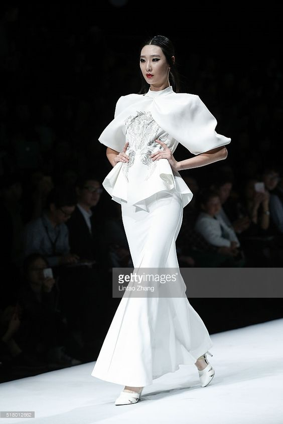 Mercedes-Benz China Fashion Week A/W 2016/2017