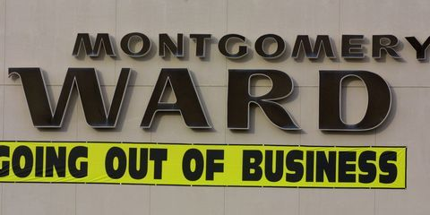 The Iconic Stores You Grew Up With That Are No Longer Around In 2020 Montgomery Ward Going Out Of Business Growing Up