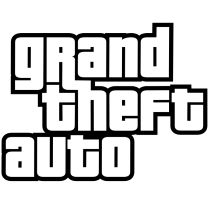 GTA Grand Theft Auto logo