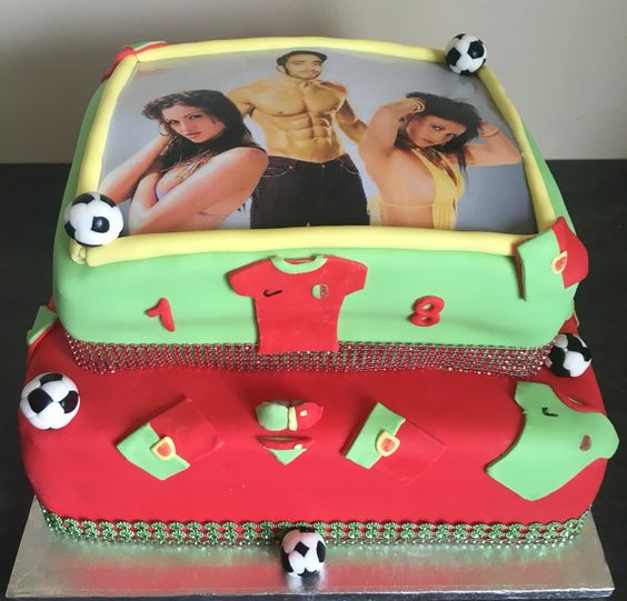 Escola Cake Design Lisboa : Birthday cake Portugal photo Theme birthday cake ...