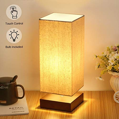 Touch Control Table Lamp Bedside 3 Way Dimmable Touch Des Https Www Amazon Com Dp B07ctfwb6w Ref Cm Sw R P Modern Desk Lamp Bedside Table Lamps Touch Lamp