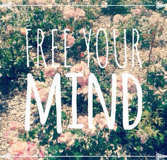 Just free your mind