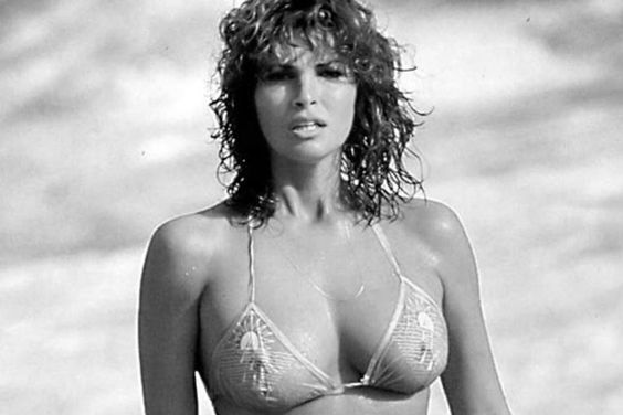Raquel Welch born as Jo Raquel Tejada in Chicago, Illinois on 5 September 1940.
