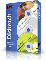 Download Disketch CD Label Maker