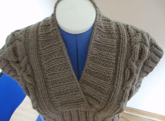 patron tricot aiguille 4