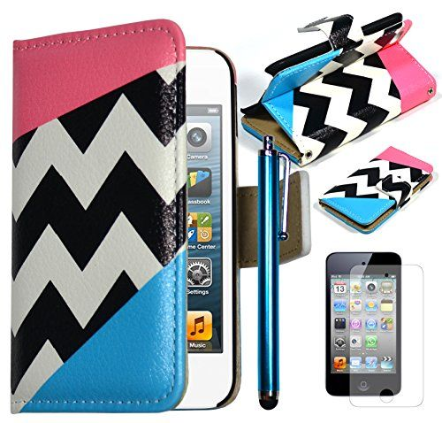 Bastex Leather Wallet for Apple Touch 4, 4th Generation iPod - Hot Pink and Sky blue Clutch with Stylus and Screen protector Bastex http://www.amazon.com/dp/B00NUCVWQQ/ref=cm_sw_r_pi_dp_c3-Zvb0GCQH0B