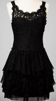 Little Black Dress For Petite