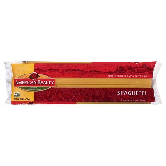American Beauty Spaghetti 16 oz