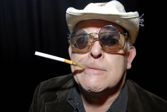 Going Gonzo With Ralph Steadman - The New York Sun