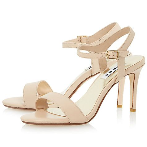 On my wishlist: Mallorie Nude mid-heel shoes, Dune London ($95 ...