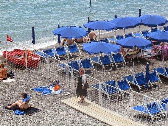 Amalfi Salerno, Italien