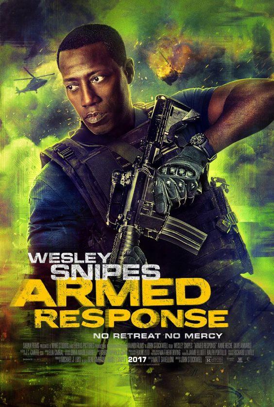 Armed Response (2017) DVDRip
