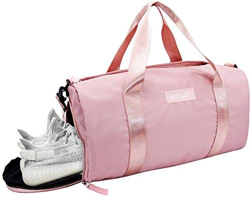 Colorful People Pattern Sports Gym Bag with Shoes Compartment Travel Duffel Bag for Men Women