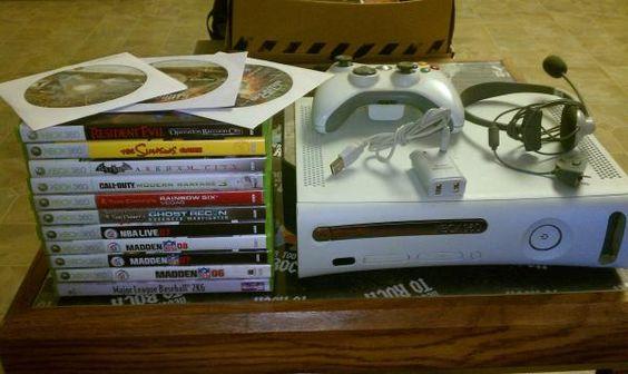 Xbox 360 120gb HD Bundle