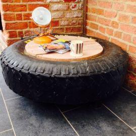 bridgestone tyre coffee table | office stuff | pinterest | coffee