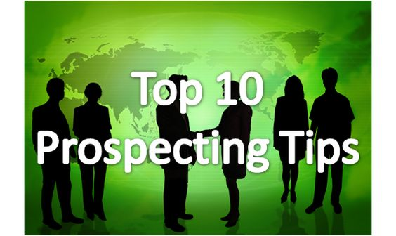 Prospecting Tips for Business SUCCESS!