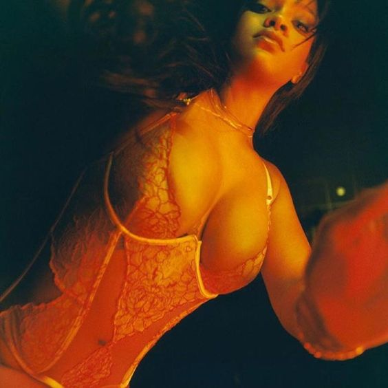 Everything There Is To Know About The Rihanna Lingerie Line