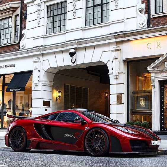 """Hamann MP4-12C 
