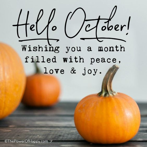ߍ Wishing you a wonderful month ahead. pߍ How many of you are ready for pumpkin spice lattes? Ha! I can live without it. I might be on Team Cider instead. °ߘ #happyfall #october #teamcider #pumpkinspice