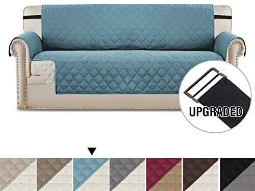 Amazon Com H Versailtex Reversible Sofa Slipcover Water Repellent